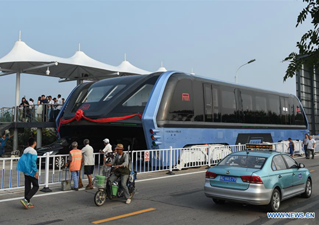 أتوبيس المستقبل الصيني