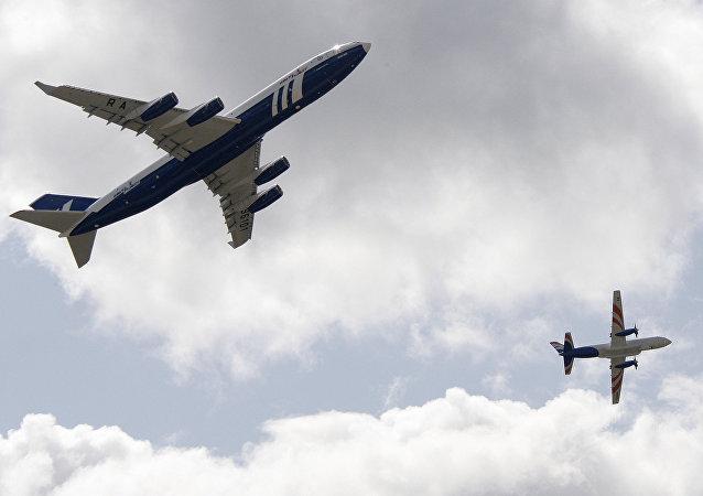طائرات روسية جديدة