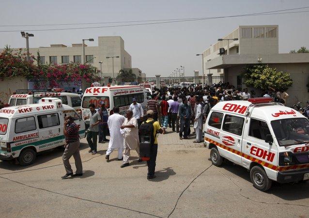 زلزال باكستان