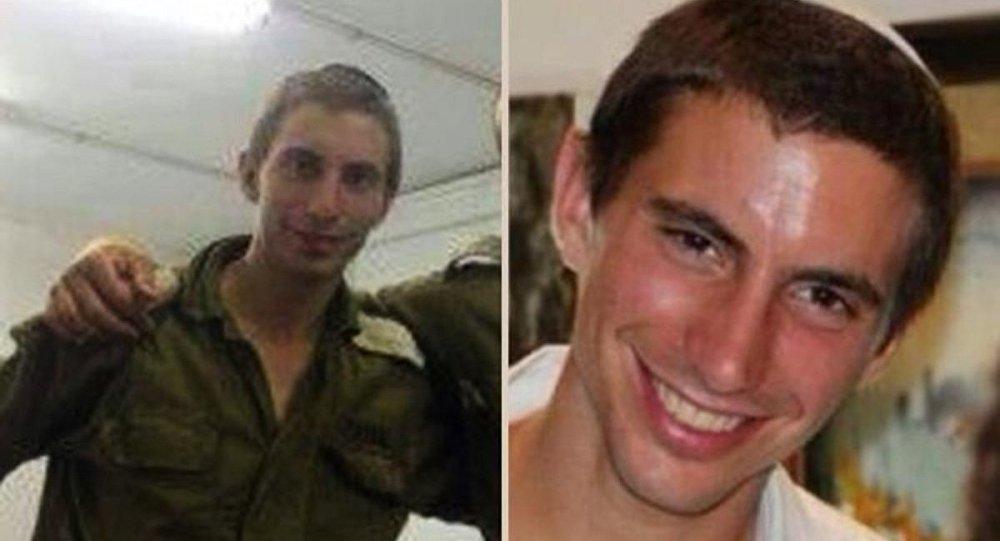 الجندي المفقود هدار غولدن بعد الحرب الأخيرة على قطاع غزة عام 2014