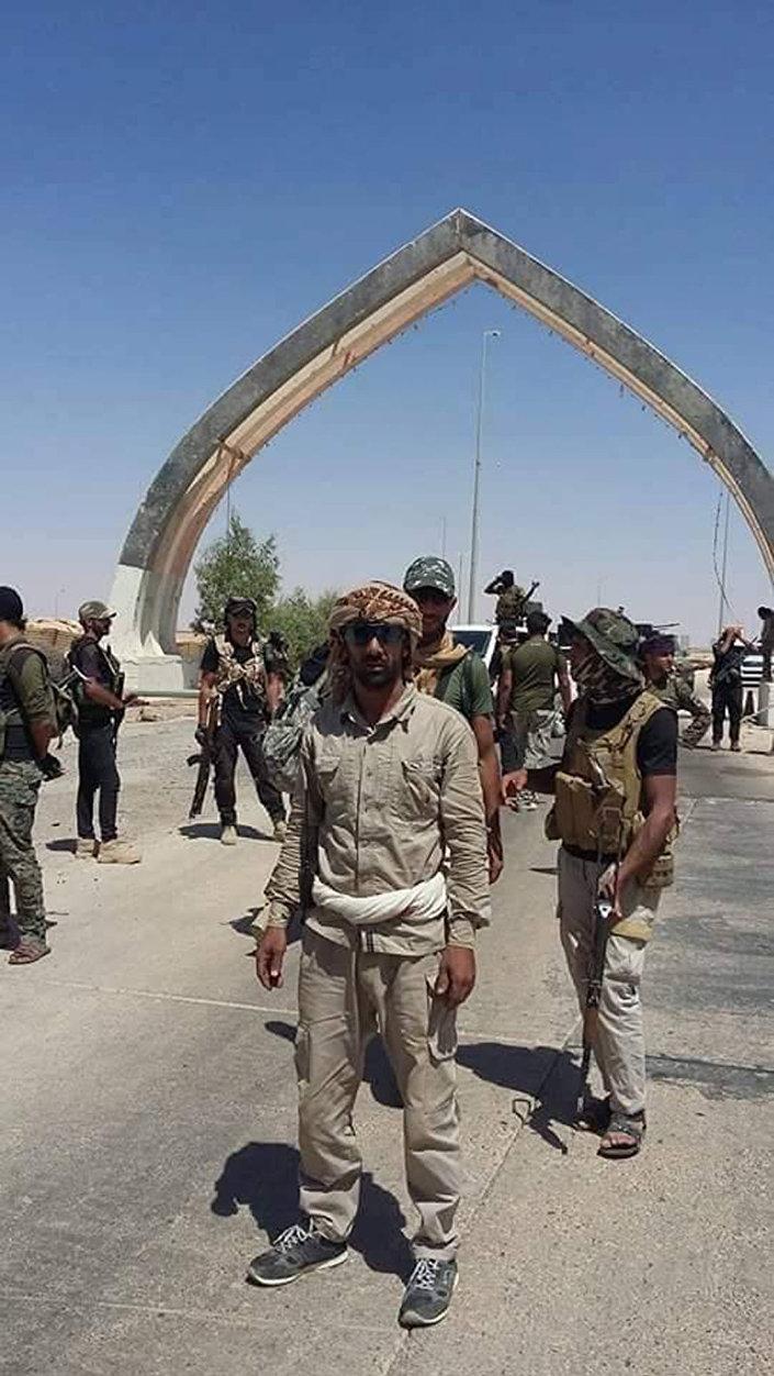 انتصار تاريخي للصقور على داعش