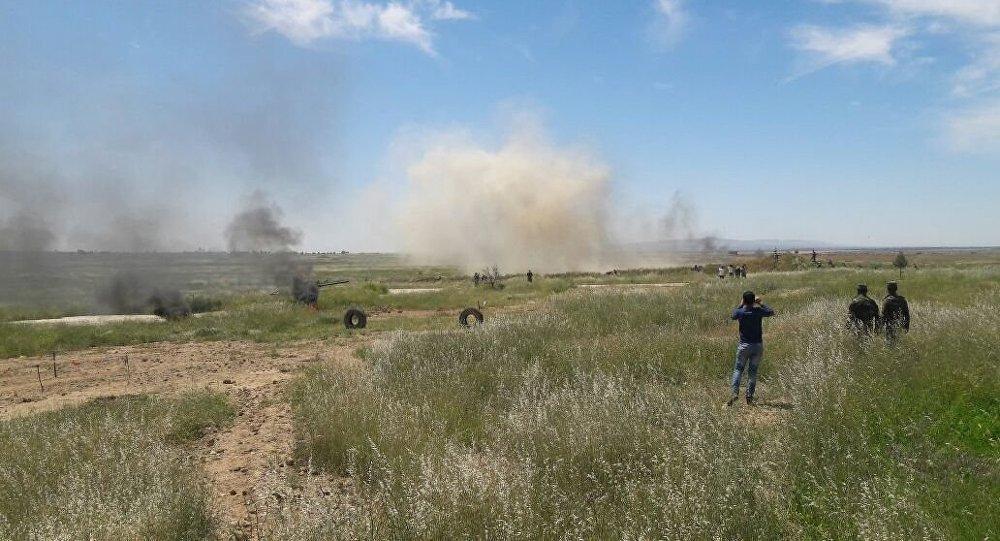طريق جديد للجيش السوري لمواجهة الإرهاب