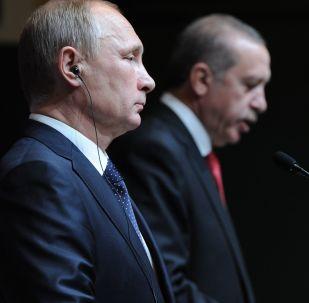 أردوغان وبوتين (صورة ارشيفية)