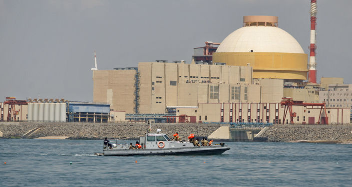 محطة كودانكولام النووية