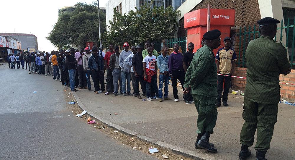 الانتخابات الرئاسية في زامبيا
