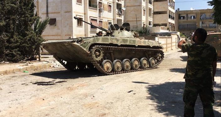 الوضع فى جنوب غرب حلب