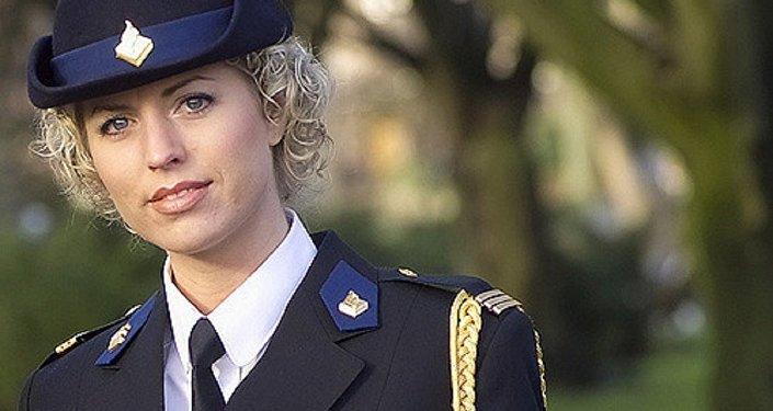 الشرطة فى هولندا