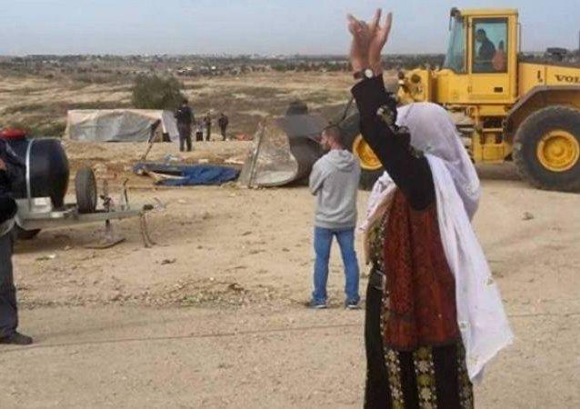 العراقيب...  مأساة قرية فلسطينية