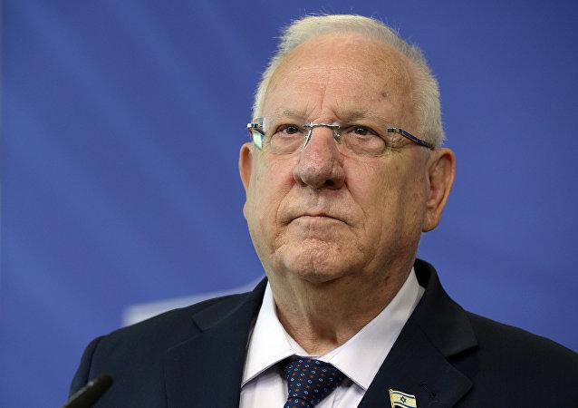 الرئيس الإسرائيلي روبي ريفلين