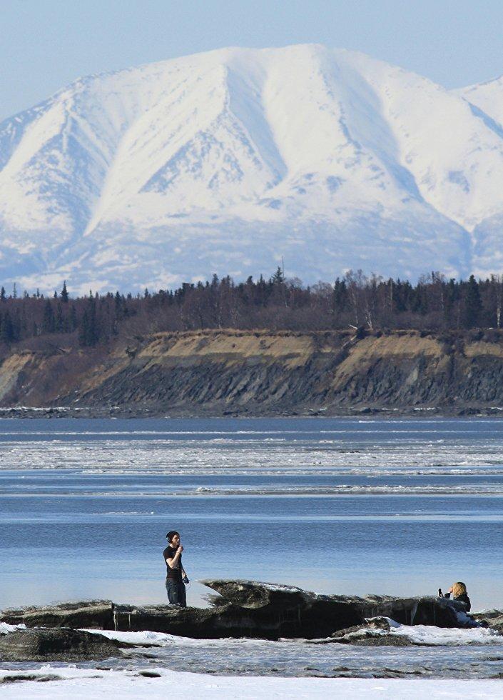 ألاسكا، الولايات المتحدة