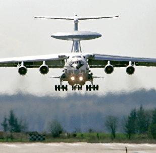 طائرة الرادار الطائر إية - 50