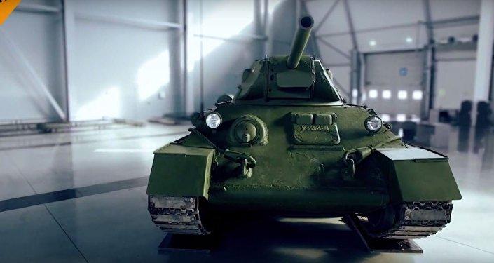 دبابة تي -34