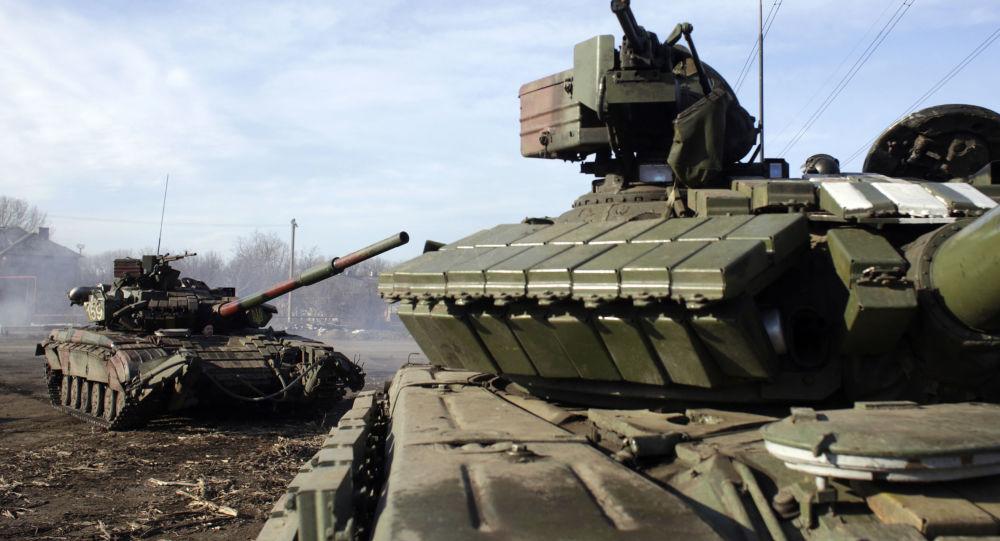 دبابات أوكرانية