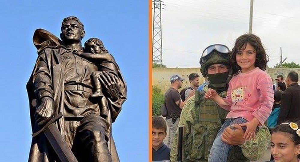 القوات الخاصة الروسية فى سوريا