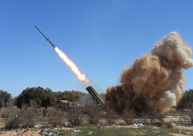 صواريخ روسية أوراغان