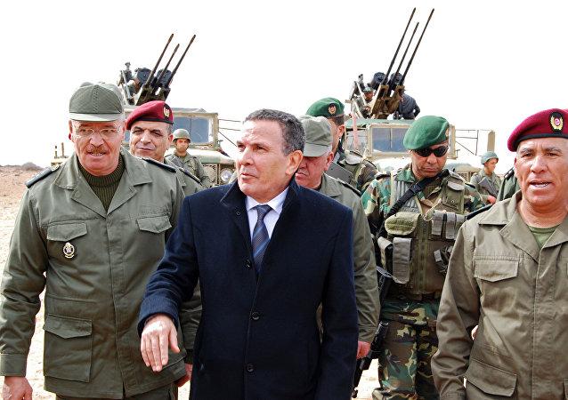 وزير الدفاع التونسي