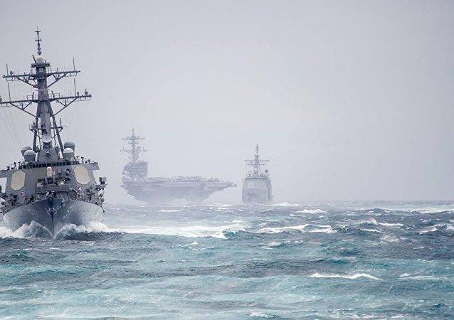 سفن حربية