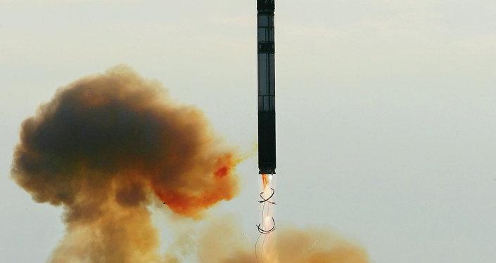 صاروخ نووي روسي