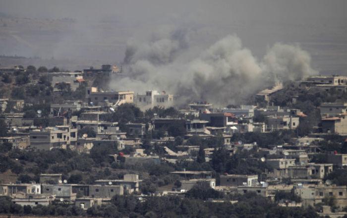 قرار عربي عاجل بشأن الجولان السوري