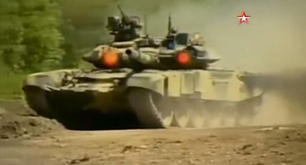 دبابة فلاديمير الروسية