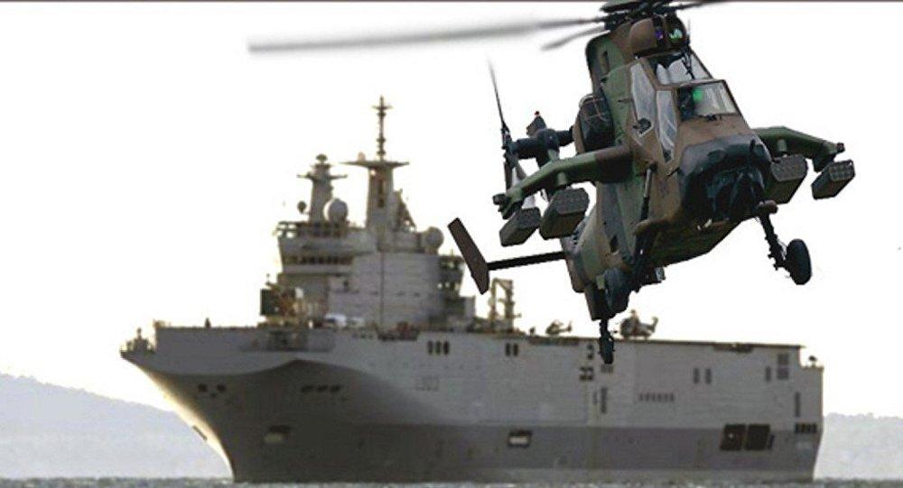 سفينة إنزال حاملة طائرات الهليكوبتر