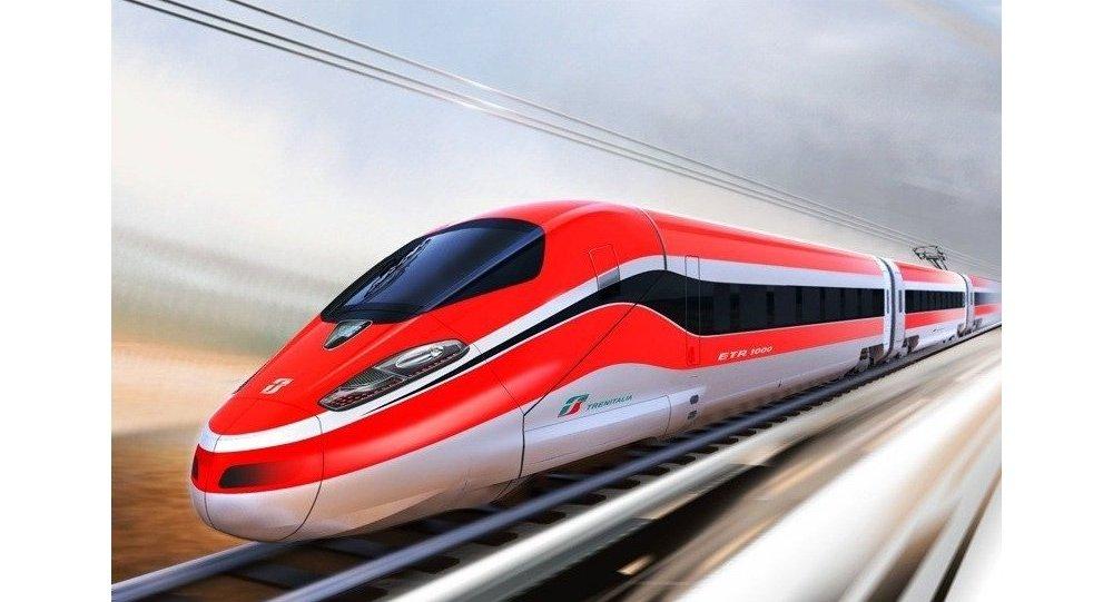 قطار في اليابان