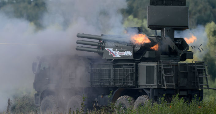 مجموعة بانتسير - إس1 الصاروخية المدفعية المضادة للطائرات