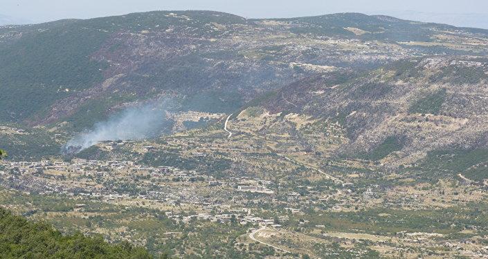 خروقات للهدنة في اللاذقية من قبل المجموعات المسلحة