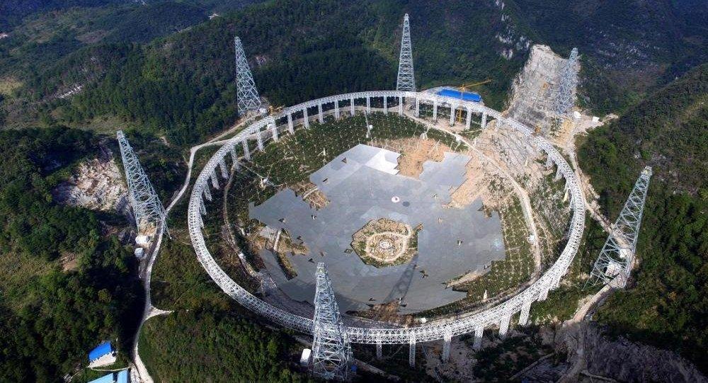 تليسكوب فاست