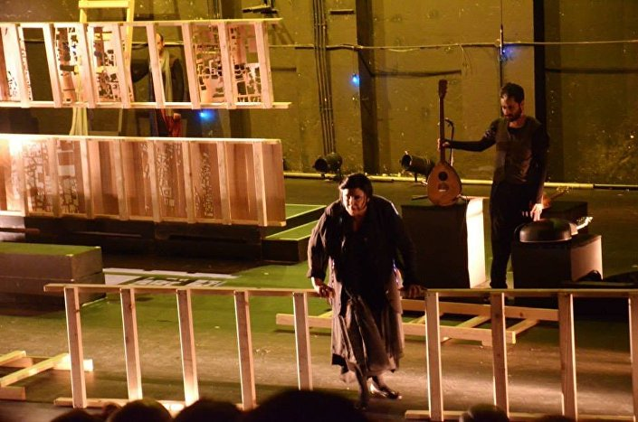 الإحتفال بالذكرى الـ 20 لمسرح المدينة في لبنان