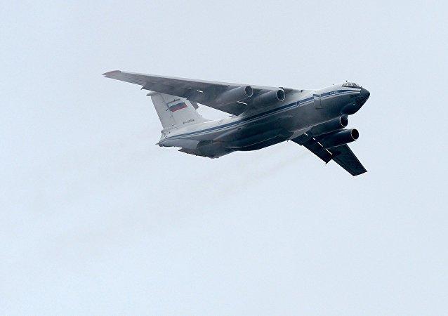 طائرة إيل-76 إم دي