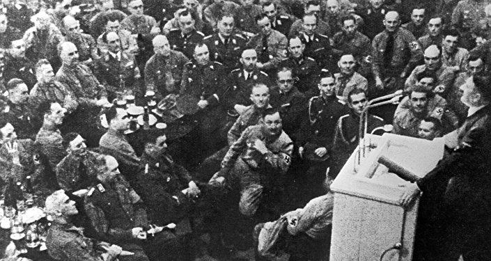 الفوهرر ادولف هتلر