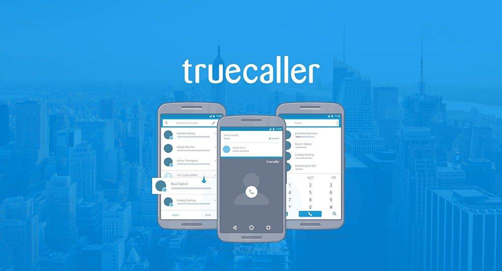 تطبيق True Caller