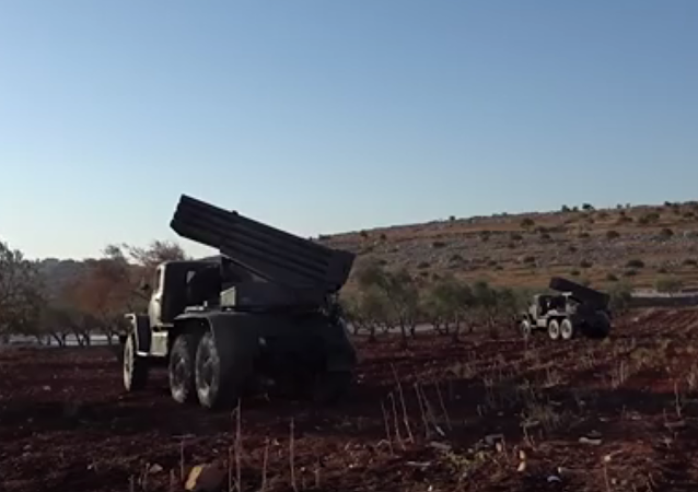 صواريخ غراد