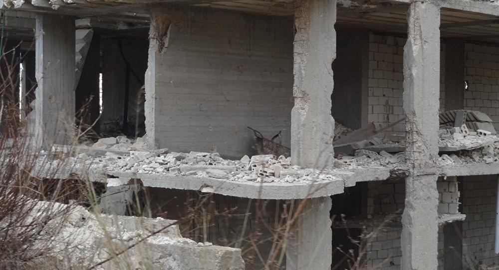 معاقل المسلحين تتساقط في حلب و مشفى الكندي ضمن السيطرة