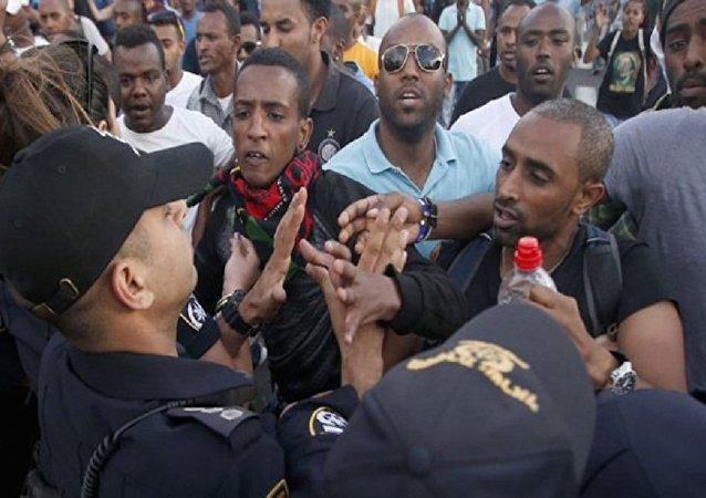 الشرطة الأثيوبية