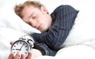 النوم والوقت