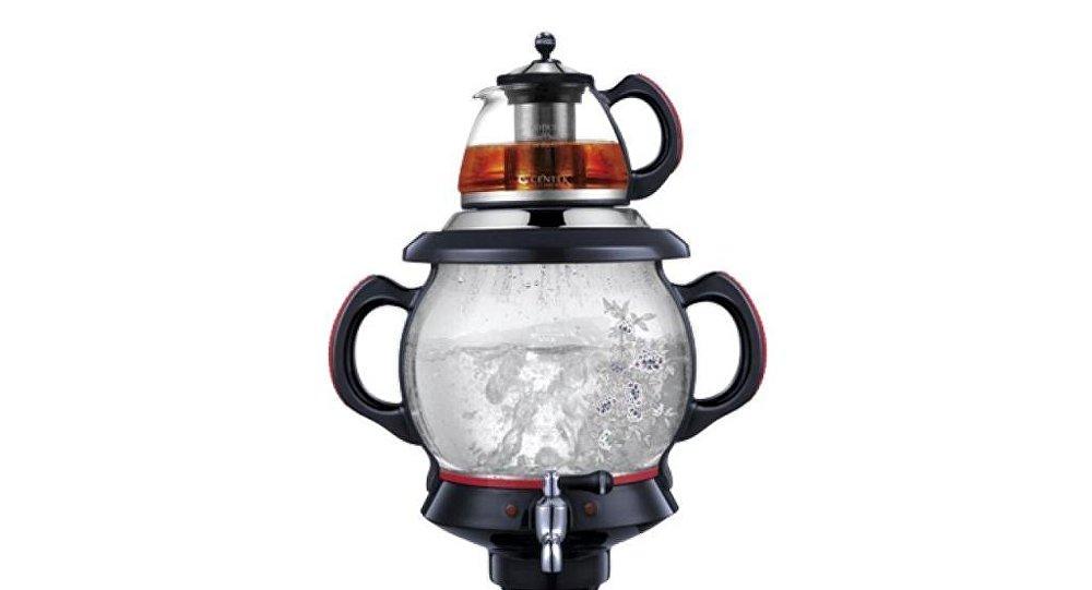 سماور لإعداد الشاي