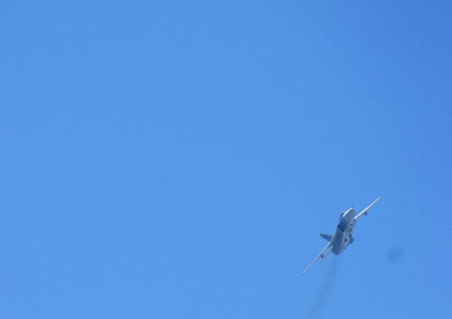 الطيران الحربي الروسي يلاحق المسلحين في ريف اللاذقية