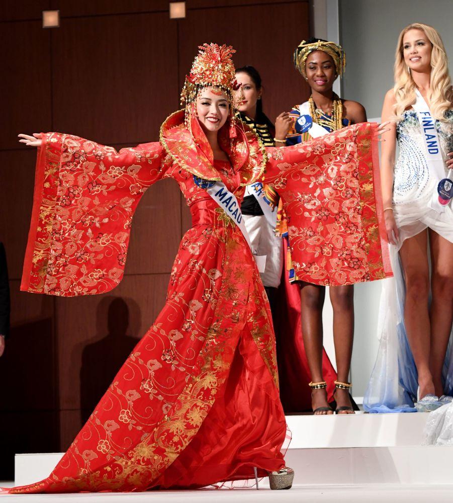 المسابقة الدولية لـ ملكة الجمال في طوكيو لعام 2016، 11 أكتوبر/ تشرين الأول 2016