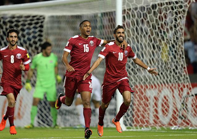 المنتخب القطري لكرة القدم