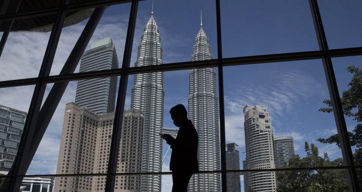 برجا بتروناس التوأم في ماليزيا