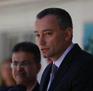 نيكولاي ميلادينوف منسق الأمم المتحدة لعملية السلام في الشرق الأوسط