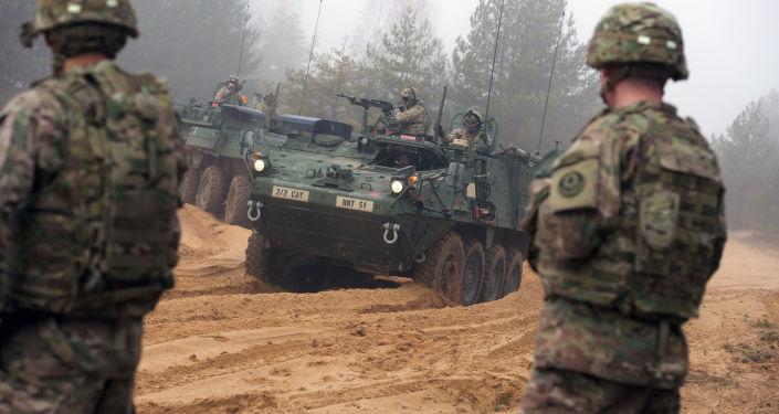 مناورات الناتو