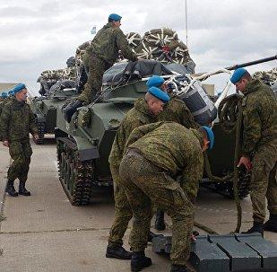 الجنود الروس