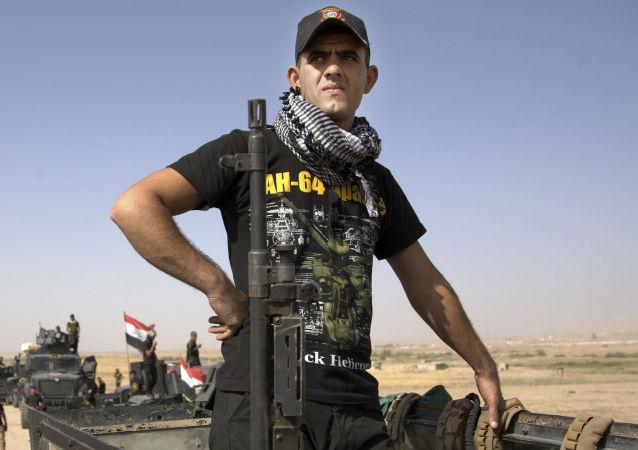 القوات العراقية تستعد لعملية تحرير الموصل