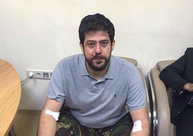 شالاو كوسرت رسول نجل نائب رئيس إقليم كردستان العراق
