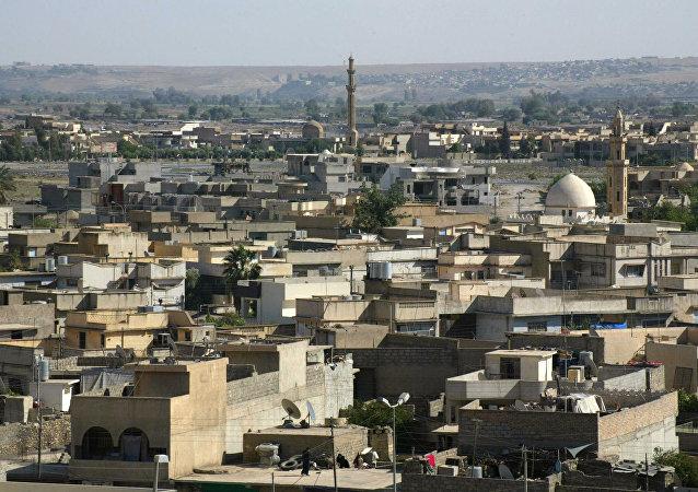 مدينة الموصل في العراق