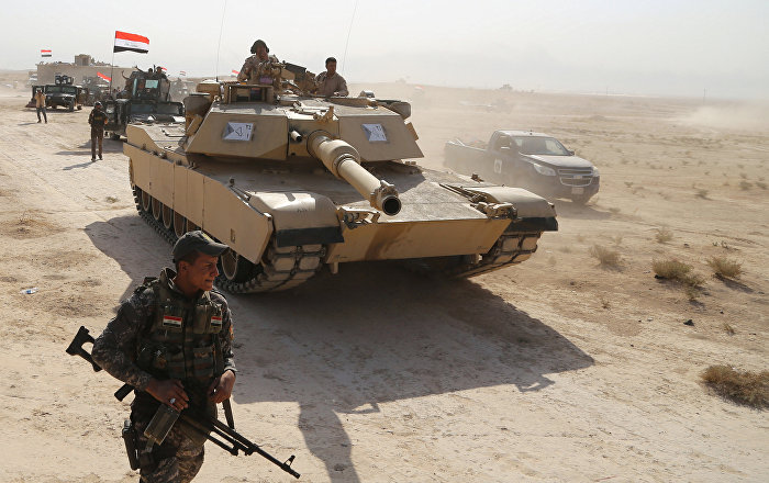 الأمن العراقي يدمر خلايا