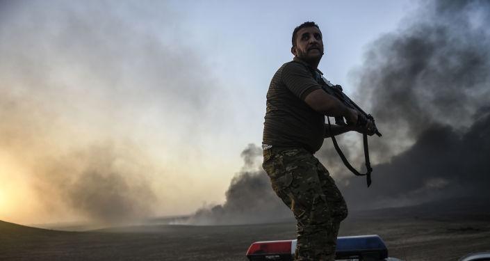 جندي عراقي من الأرشيف